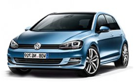 Каркасные шторки на Volkswagen Golf Хетчбэк 5 дв. 2012 - 2017