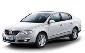 Каркасные шторки на Volkswagen Magotan Седан 2007 - 2011