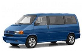Каркасные шторки на Volkswagen Multivan Микроавтобус пластик 1996 - 2003