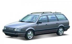 Каркасные шторки на Volkswagen Passat  Универсал 1988 - 1993