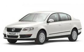 Каркасные шторки на Volkswagen Passat  Седан 2005 - 2010
