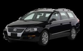Каркасные шторки на Volkswagen Passat  Универсал 2005 - 2010