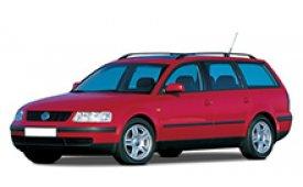 Каркасные шторки на Volkswagen Passat  Универсал 1996 - 2005