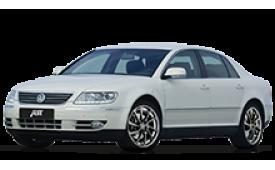 Каркасные шторки на Volkswagen Phaeton Седан 2002 - н.в.