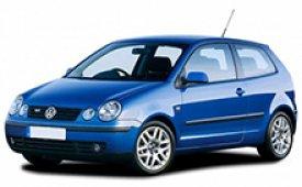 Каркасные шторки на Volkswagen Polo Хетчбэк 3 дв. 2001 - 2009