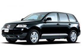 Каркасные шторки на Volkswagen Touareg Внедорожник-Кроссовер 2002 - 2010