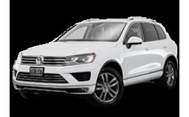 Каркасные шторки на Volkswagen Touareg Внедорожник-Кроссовер 2014 - н.в.