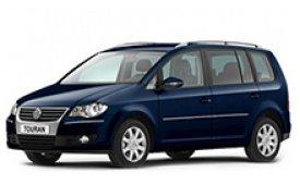 Каркасные шторки на Volkswagen Touran  Минивэн 2006 - 2010