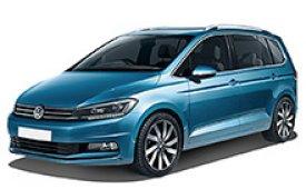 Каркасные шторки на Volkswagen Touran  Минивэн 2015 - н.в.