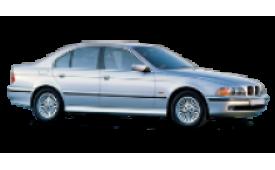 Каркасные шторки на BMW 5er Седан 1995 - 2003