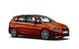 Каркасные шторки на BMW 2 Series Минивэн Active Tourer 2014 - н.в.