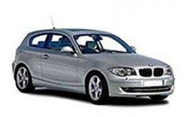 Каркасные шторки на BMW 1er Хетчбэк 3 дв. 2004 - 2011