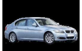 Каркасные шторки на BMW 3er Седан 2005 - 2011