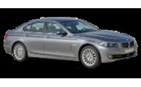 Каркасные шторки на BMW 5er Седан 2010 - н.в.