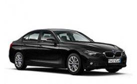 Каркасные шторки на BMW 3er Седан 2015 - н.в.