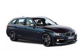 Каркасные шторки на BMW 3er Универсал 2012 - н.в.