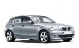 Каркасные шторки на BMW 1er Хетчбэк 5 дв. 2004 - 2011