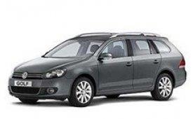 Каркасные шторки на Volkswagen Golf Универсал Variant 2008 - 2013