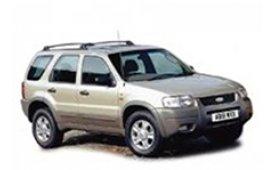 Каркасные шторки на Ford Maverick Внедорожник-Кроссовер 2000 - 2007