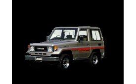 Каркасные шторки Land Cruiser 70 Внедорожник-Кроссовер 3 дв. 1984 - 2015