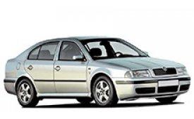 Каркасные шторки на Skoda Octavia Седан А4 (есть стоп сигнал) 1996 - 2010