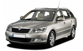 Каркасные шторки на Skoda Octavia Универсал A5 2004 - 2013