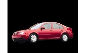 Каркасные шторки на Volkswagen Jetta Седан 1998 - 2005