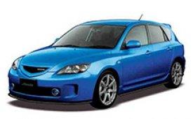 Каркасные шторки на Mazda Axela Хетчбэк 5 дв. 2003 - 2009