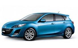 Каркасные шторки на Mazda 3 Хетчбэк 5 дв. BL 2008 - 2013