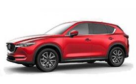 Каркасные шторки на Mazda CX-5 Внедорожник-Кроссовер 2017 - н.в.