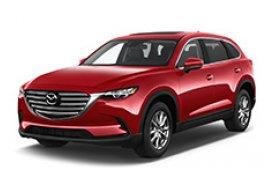 Каркасные шторки на Mazda CX-9 Внедорожник-Кроссовер 2015 - н.в.