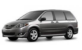 Каркасные шторки на Mazda MPV Минивэн 1999 - 2006