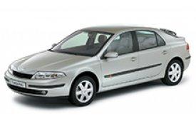 Каркасные шторки на Renault Laguna Седан 2001 - 2008