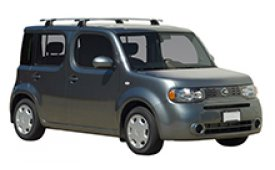 Каркасные шторки на Nissan Cube Хетчбэк 5 дв. Z11 2002 - 2008