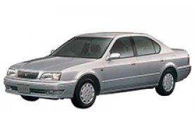 Каркасные шторки на Toyota Camry Седан SV40 Правый руль 1994 - 1998