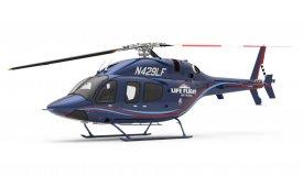 Каркасные шторки Bell 407 Седан  - н.в.
