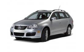 Каркасные шторки на Volkswagen Golf Универсал 2003 - 2008