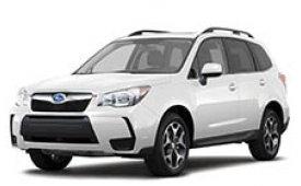 Каркасные шторки на Subaru Forester Внедорожник-Кроссовер 2012 - 2019