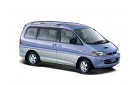 Каркасные шторки L400 Минивэн 1995 - 2006