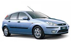 Каркасные шторки на Ford Focus Хетчбэк 5 дв. 1998 - 2005
