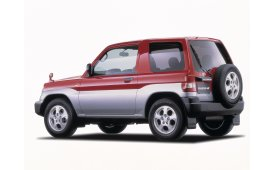 Каркасные шторки на Mitsubishi Pajero iO Внедорожник-Кроссовер 3 дв. Pinin 1998 - 2007