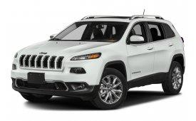 Каркасные шторки Cherokee limited Внедорожник-Кроссовер SUV 2013 - н.в.