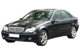 Каркасные шторки на Mercedes-Benz C-klasse Седан W203 2000 - 2008