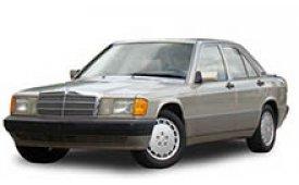 Каркасные шторки на Mercedes-Benz 190 (W201) Седан W201 1988 - 1993