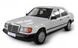 Каркасные шторки на Mercedes E-klasse Седан W124 1984 - 1995