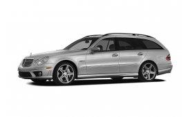 Каркасные шторки на Mercedes E-klasse Универсал S211 2002 - 2009
