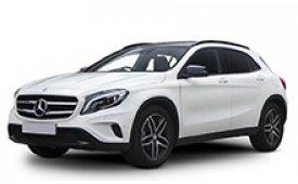 Каркасные шторки на Mercedes GLA-klasse Внедорожник-Кроссовер X156 2013 - 2020