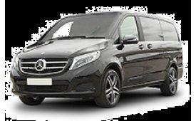 Каркасные шторки на Mercedes V-klasse Минивэн V220 (V250) W447 Средняя база  2014 - н.в.