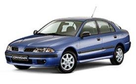 Каркасные шторки на Mitsubishi Carisma Хетчбэк 5 дв. 1996 - 2005