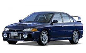 Каркасные шторки на Mitsubishi Lancer Седан 1991 - 2000